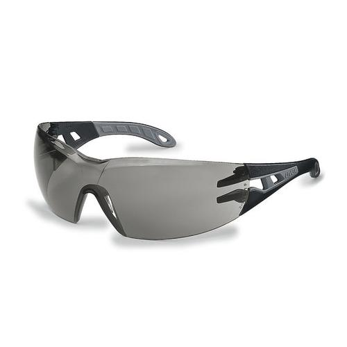 Uvex Pheos Safety Spec Grey Ref 9192-285 [Pack 5] *Up to 3 Day Leadtime*