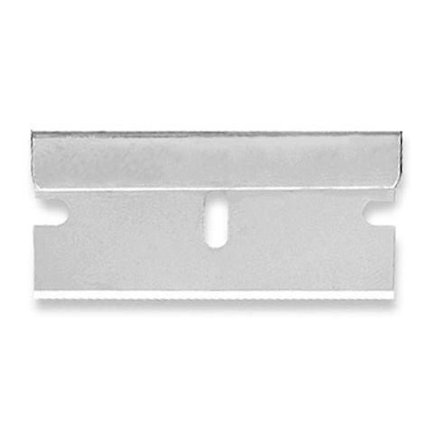 Pacific Handy Cutter Single Edge Blade .009in Thick Silver Ref RB-009 [Pack 100] *Up to 3 Day Leadtime*