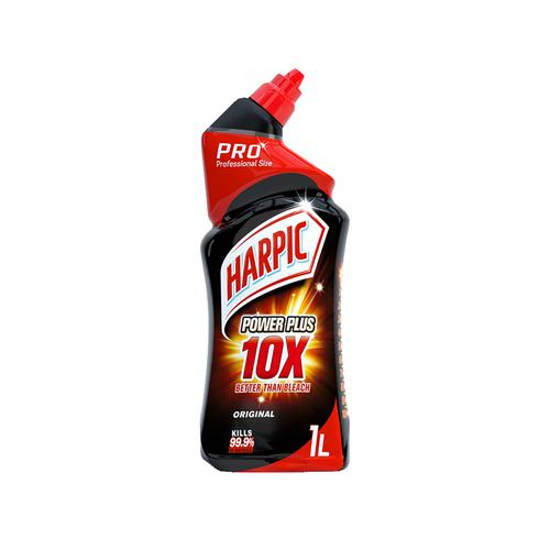 Harpic Power Plus 10X Toilet Cleaner 1 Litre Ref RB501066