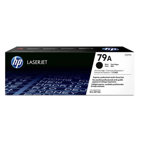 HP 79A Toner Cartridge Page Life 1000pp Black Ref CF279A