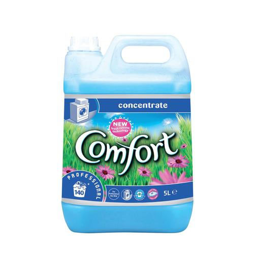 Comfort Professional Concentrated Fabric Softener 140 Washes 5L Ref 1012113