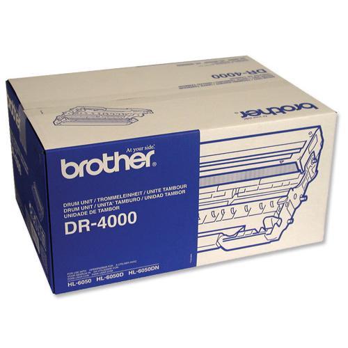 Brother Laser Drum Unit Ref DR4000