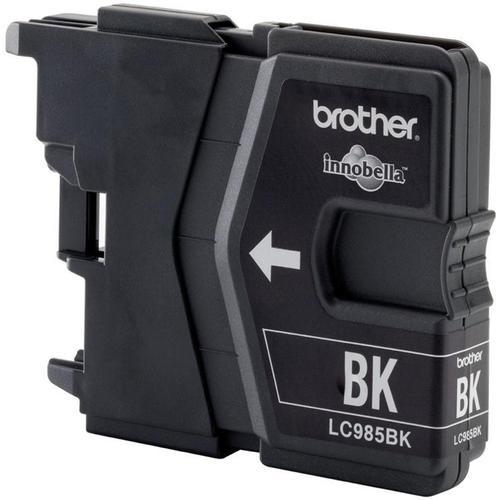 Brother Inkjet Cartridge Page Life 300pp Black Ref LC985BK