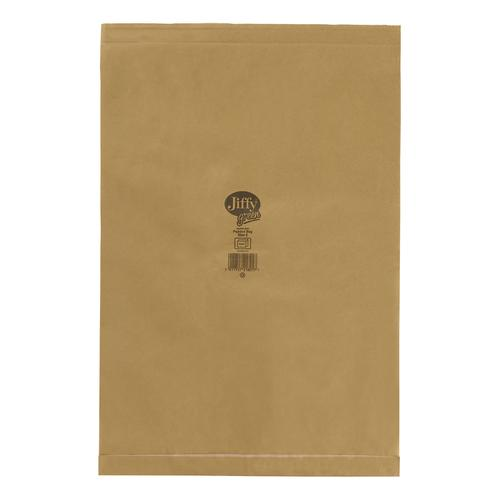 Jiffy Padded Bag Envelopes Size 8 442x661mm Brown Ref JPB-8 [Pack 50]