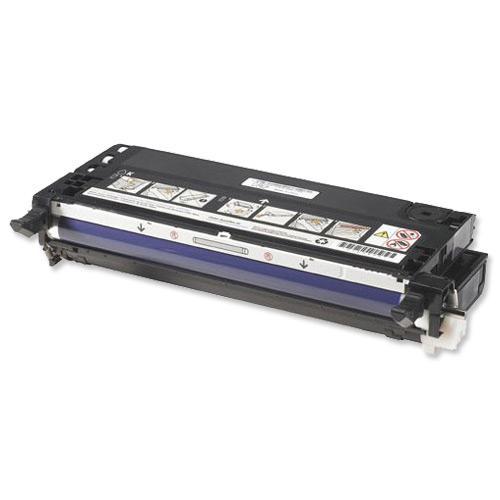 Dell XG721 Laser Toner Cartridge High Yield Page Life 8000pp Black Ref 593-10170