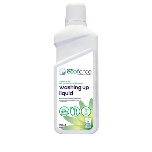 Ecoforce Washing-Up Liquid 750ml Ref 11507