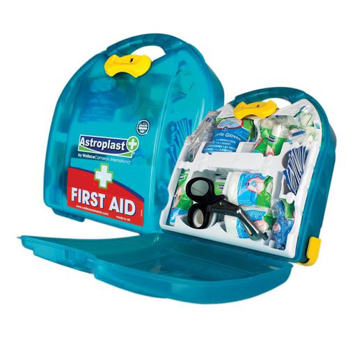 Wallace Cameron BS8599-1 Small First Aid Kit Food Hygiene Ref 1004159