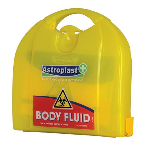 Wallace Cameron Astroplast Body Fluid Kit Piccolo Dispenser Ref 1012045
