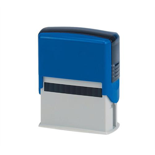 5 Star Office Custom Self-Inking Imprinter Stamp 59x24mm [6 lines]