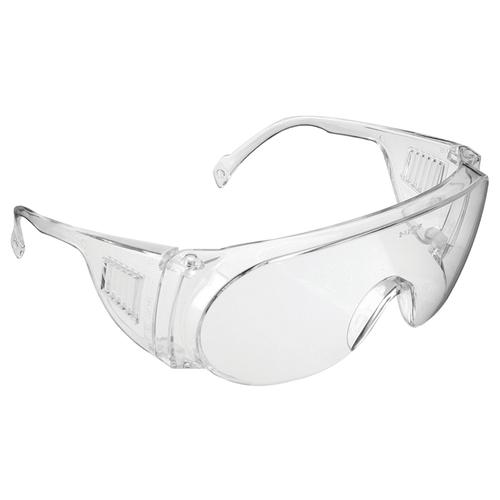 JSP M9200 Visispec Spectacles Polycarbonate Clear Lens Ref ASD020-121-300 SP