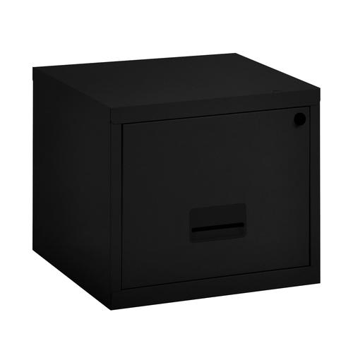 Filing Cabinet Steel 1 Drawer A4 400x400x370mm Ref 99001