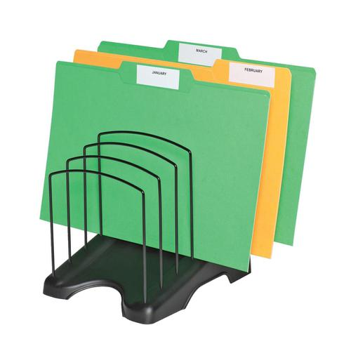 Step File Organiser Six Section