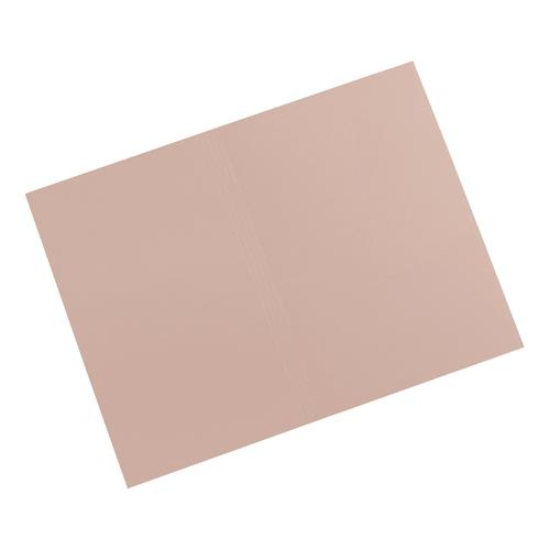 5 Star Elite Square Cut Folders 315gsm Heavyweight Manilla Foolscap Buff [Pack 100]
