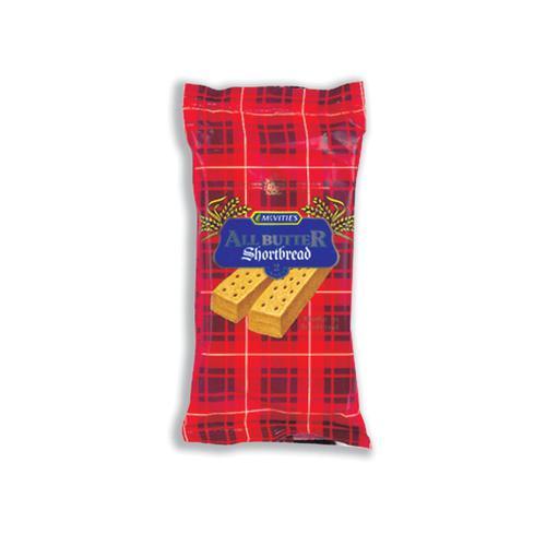 McVities All Butter Shortbread Twinpack Ref A05021 [Pack 48]