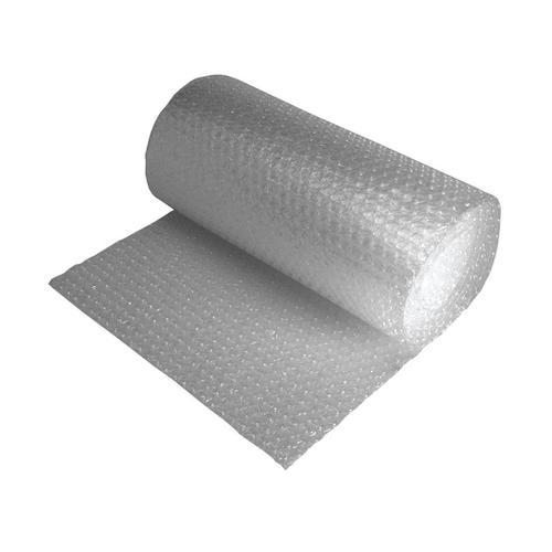 Jiffy Bubble Film Roll No Core Bubbles of Diam. 10mmxH5mm 600mmx25m Clear Ref JB-S20L-060025