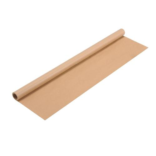 Kraft Wrapping Paper Roll 70gsm 750mmx4m Brown