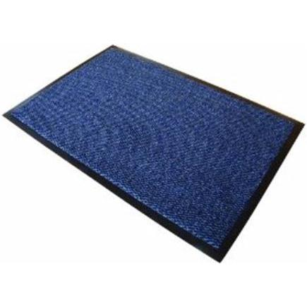 Doortex Advantagemat Door Mat Dust & Moisture Control Polypropylene 1200x1800mm Blue Ref FC49180DCBLV