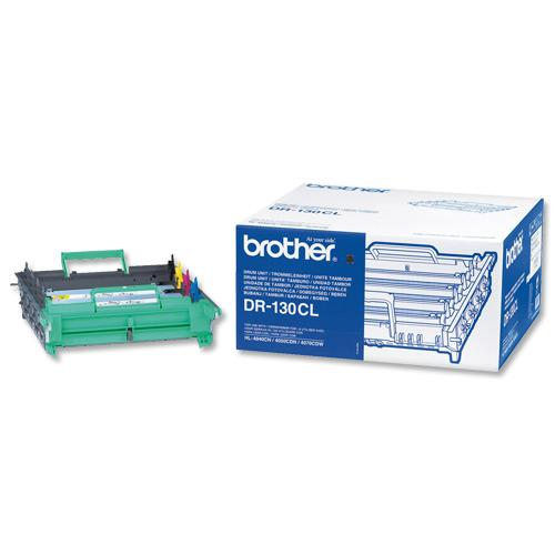 Brother Laser Drum Unit Black Ref DR130CL