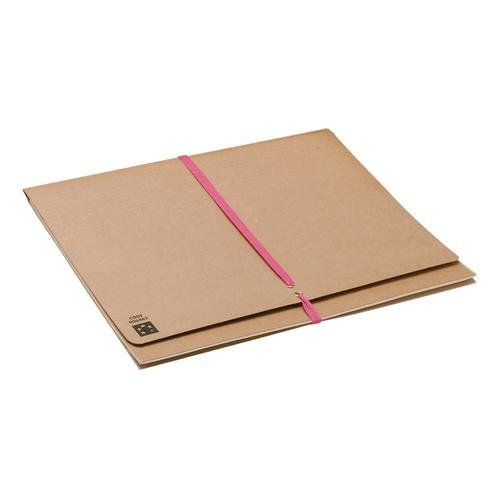 5 Star Office Legal Wallet 914mm Tape 51mm Gusset Foolscap 338 x 258mm [Pack 25]