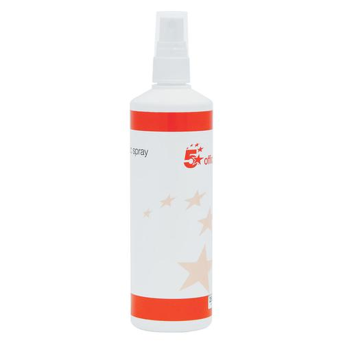 5 Star Office Screen and Keyboard Cleaner Pump Spray 250ml