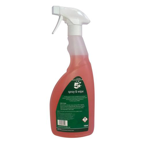 Image for 5 Star Facilities Catering Cleaner 750ml