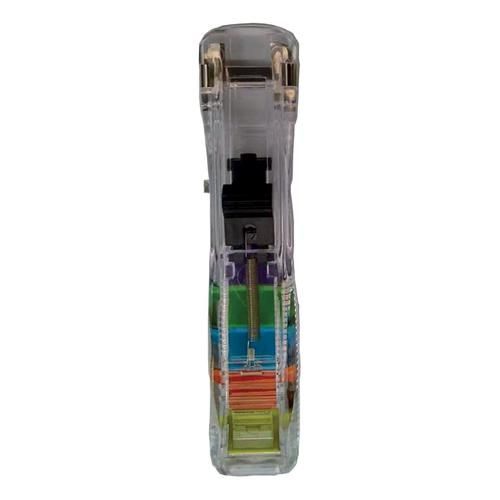 5 Star Office Ultra Clip Dispenser 40 Sheet With 25 Multicoloured Refill Clips