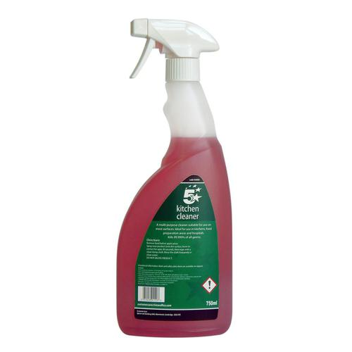 5 Star Facilities Kitchen Cleaner 750ml