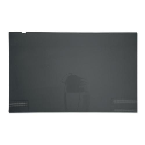 5 Star Office 24inch Widescreen Privacy Filter for TFT monitors and Laptops Transparent/Black 16:10