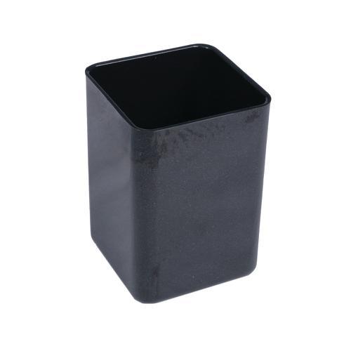 5 Star Elite Executive Pen Pot 61x61x91mm Black