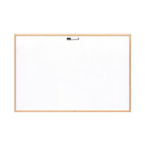5 Star Lightweight Drywipe Board W1200xH900mm Pine Frame