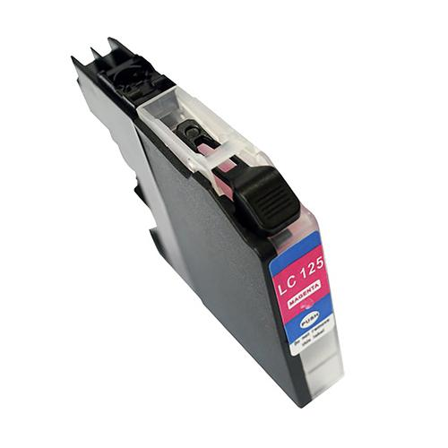 5 Star Value Remanufactured Inkjet Cartridge Page Life 1200pp HY Magenta [Brother LC125XLM Alternative]