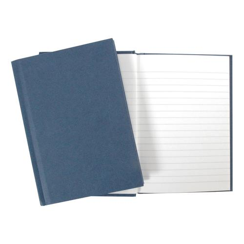 Cambridge Notebook Casebound 70gsm Ruled 192pp A4 Blue Ref 100080492 [Pack 5]