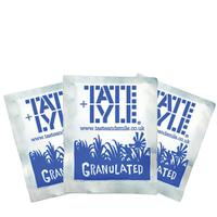 Tate & Lyle White Sugar Sachets Ref 410774 [Pack 1000]