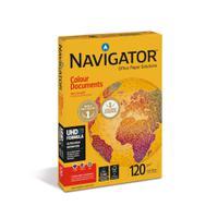 Navigator Colour Documents Paper 120gsm A4 White Ref NCD1200009 [250 Sheets] [REDEMPTION] April-June 20