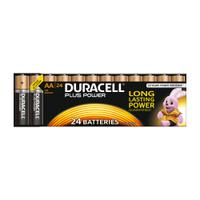 Duracell Plus Power Battery Alkaline 1.5V AA Ref 81275383 [Pack 24]