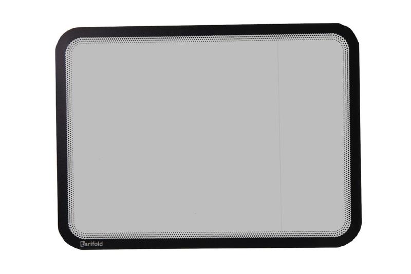 Tarifold Magneto Magentic Display Frame A4 Black (Pack 2)