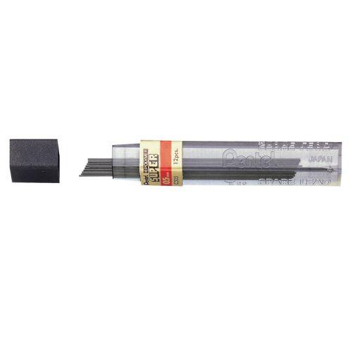 Pentel 2B Refill Leads 0.5mm C50.5-2B PK12