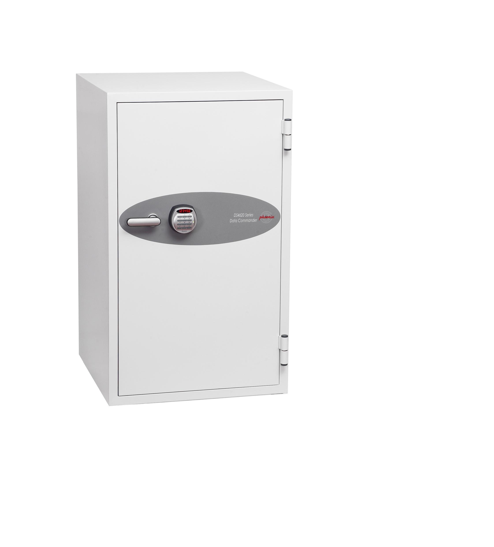 Phoenix Data Commander Size 1 Data Safe Electronic Lock White DS4621E