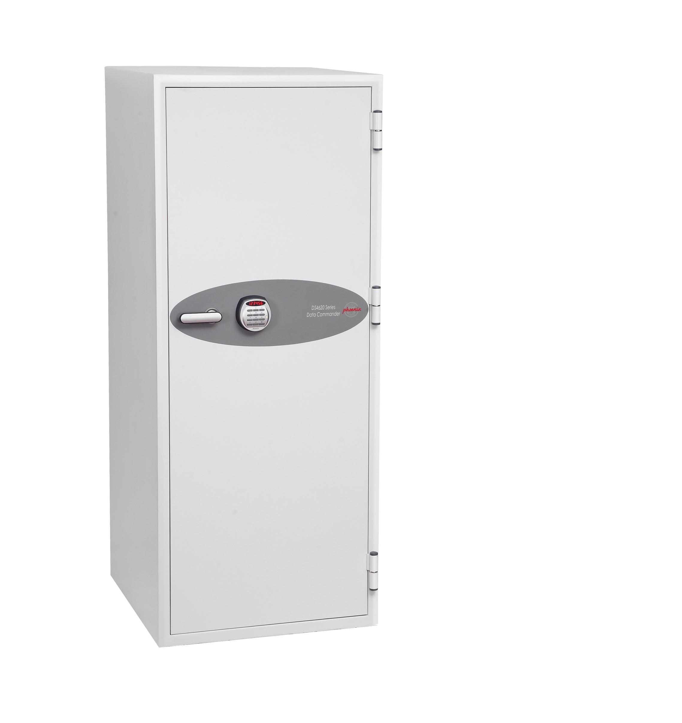 Phoenix Data Commander Size 2 Data Safe Electronic Lock White DS4622E