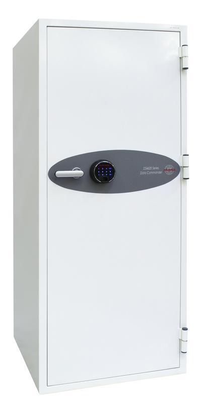 Phoenix Data Commander Size 2 Data Safe Fingerprint Lock White DS4622F