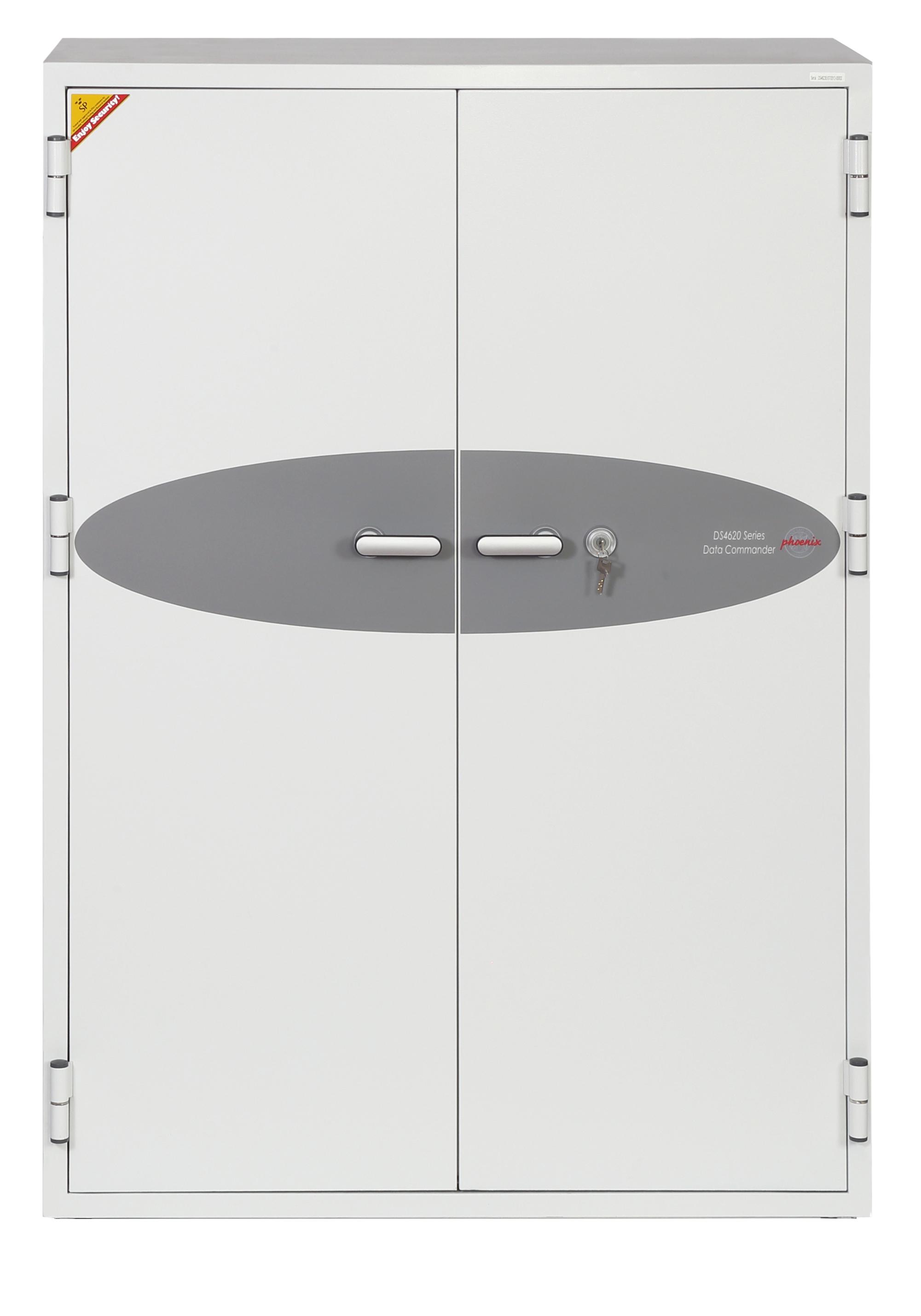 Phoenix Data Commander Size 3 Data Safe Key Lock White DS4623K