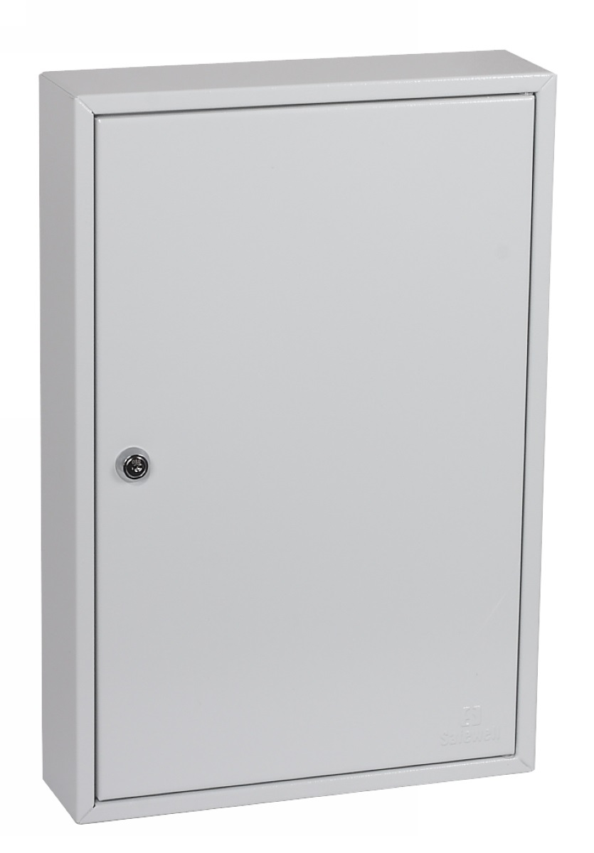 Phoenix Commercial Key Cabinet 64 Hook with Key Lock.