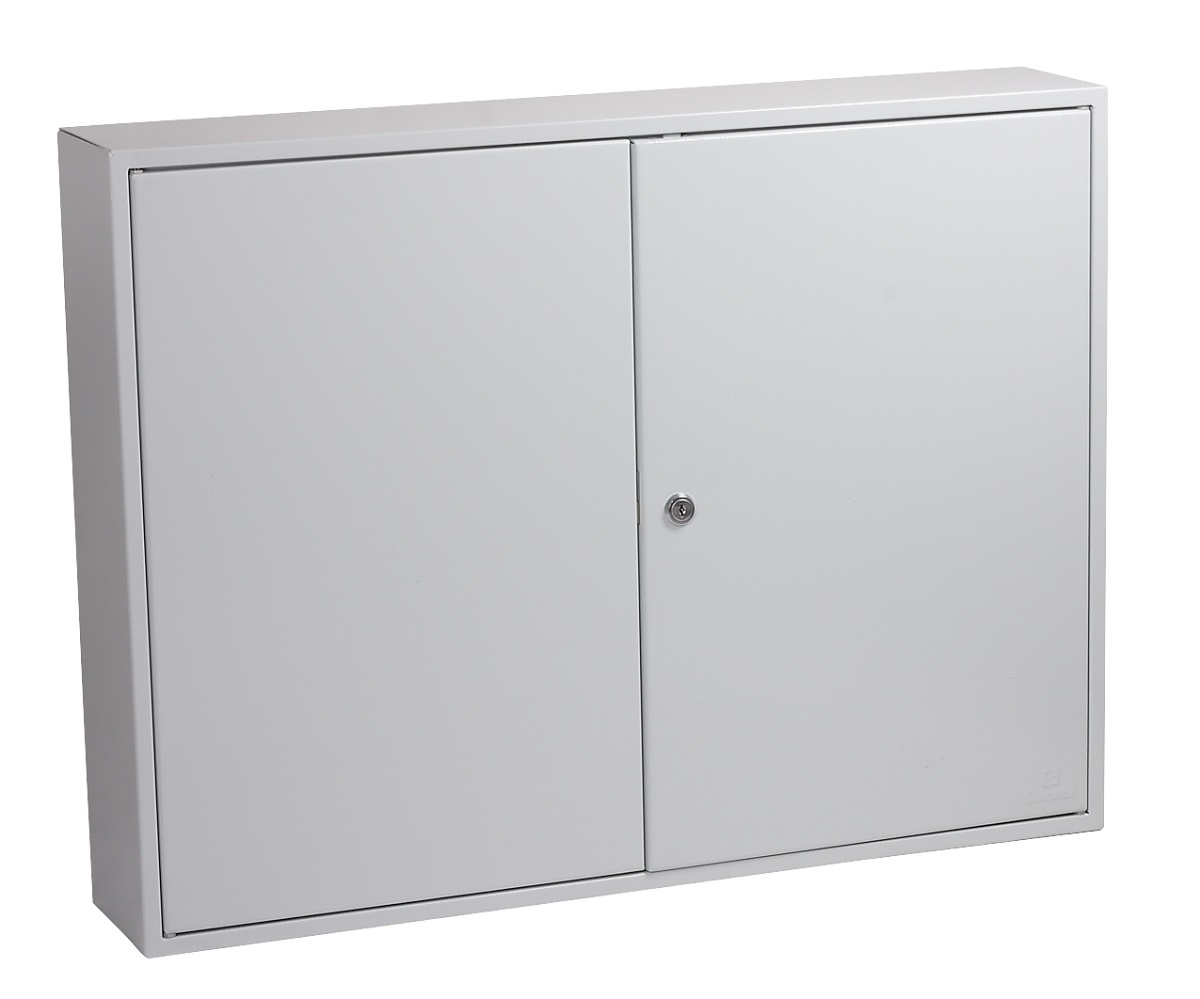 Key Cabinets Phoenix Commercial Key Cabinet 400 Hook with Key Lock.