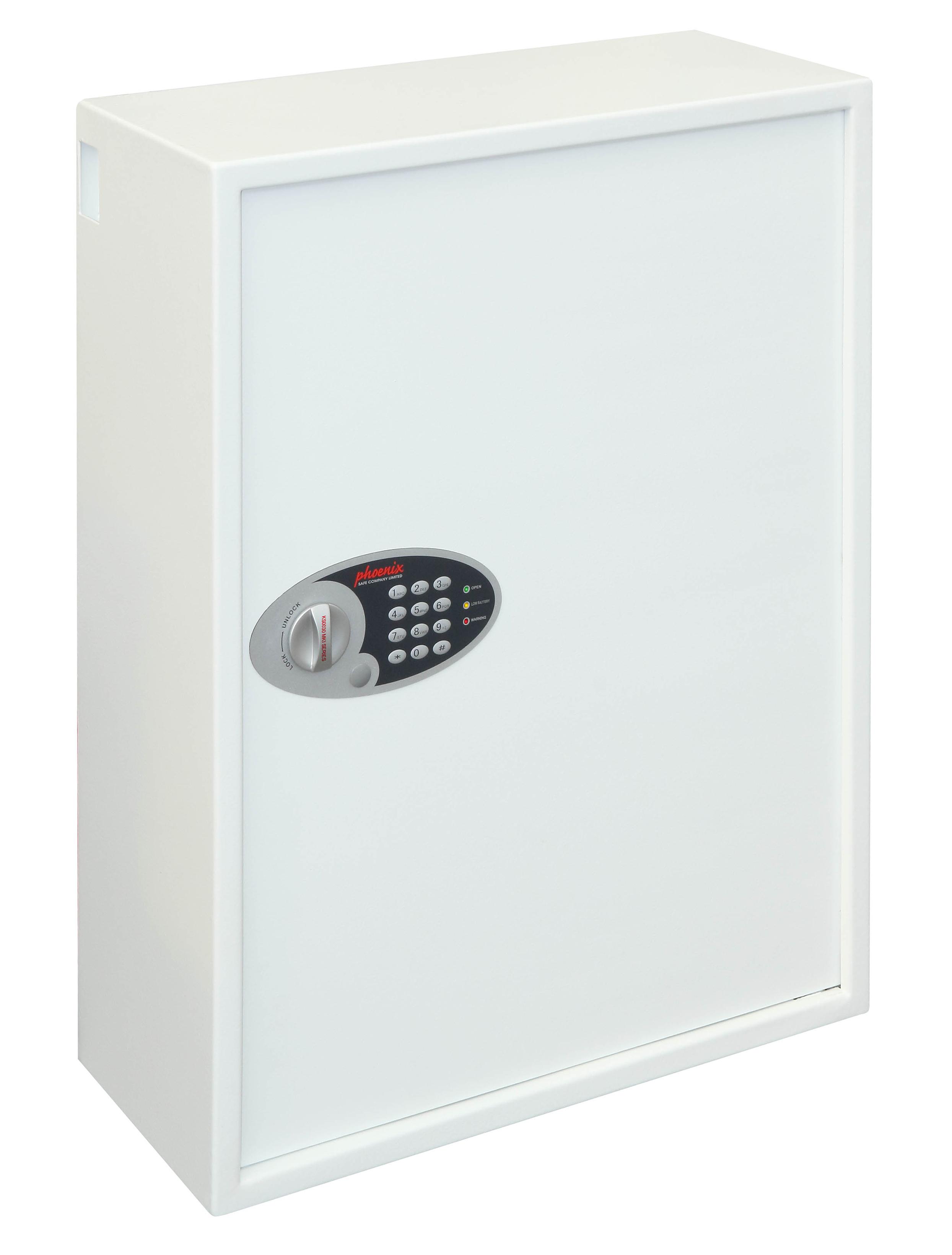 Safes Phoenix Cygnus Key Deposit Safe 700 Hook Electronic Lck