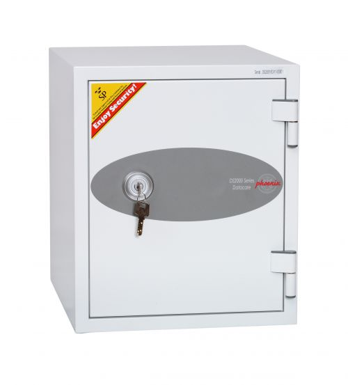 Phoenix Datacare Size 1 Data Safe with Key Lock