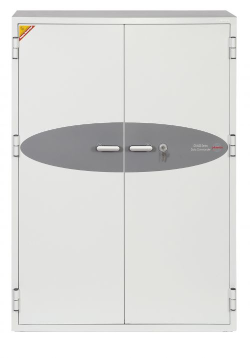 Phoenix Data Commander Size 3 Data Safe with Key Lock