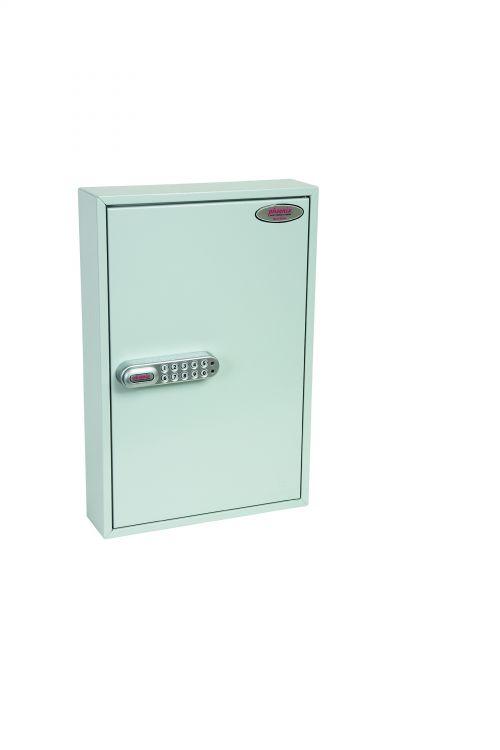 Phoenix Commercial Key Cabinet 64 Hook Electronic Lock.