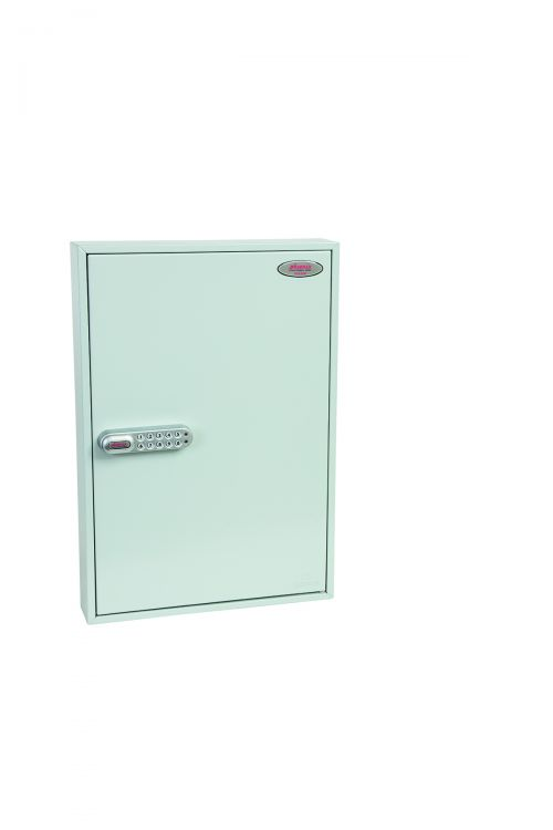 Image for Phoenix Commercial Key Cabinet 100 Hook Electronic Lck.