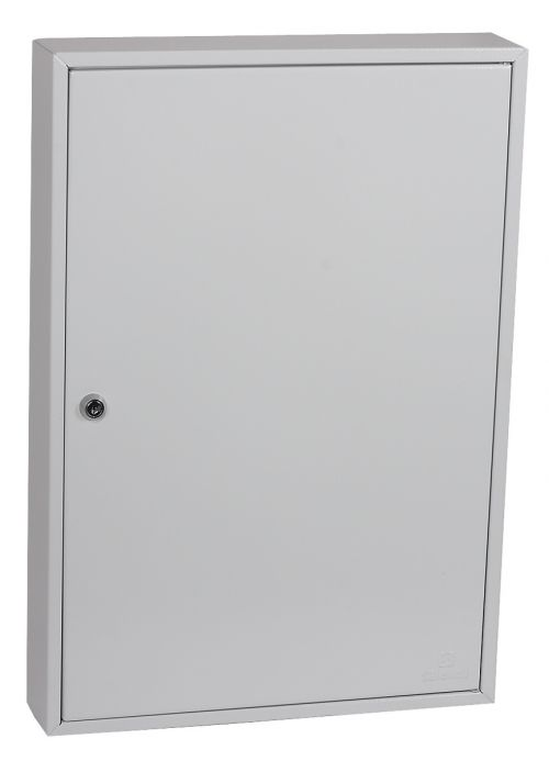 Image for Phoenix Commercial Key Cabinet 100 Hook with Key Lock.