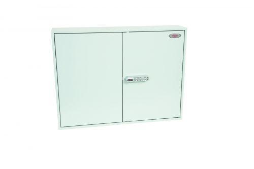Phoenix Commercial Key Cabinet 400 Hook Electronic Lck.